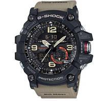 Чоловічі наручні годинники Casio G-Shock 3 зелені, таймер / секундомір, кварцові, годинник G-SHOCK