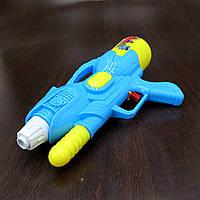 Водяной пистолет с насосом игрушка 353
