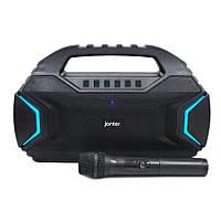Bluetooth колонка Jonter M100 Extra Bass с микрофоном