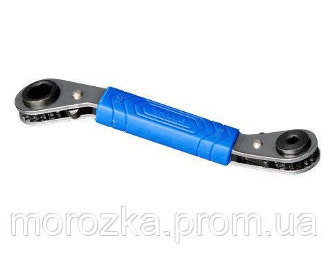 Вентильный ключ VRT-202 с трещеткой