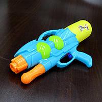 Водяной пистолет с насосом игрушка 816