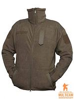Куртка флисовая с мембраной армейская ВС Австрии. Оригинал 1 сорт - Олива, фото 1