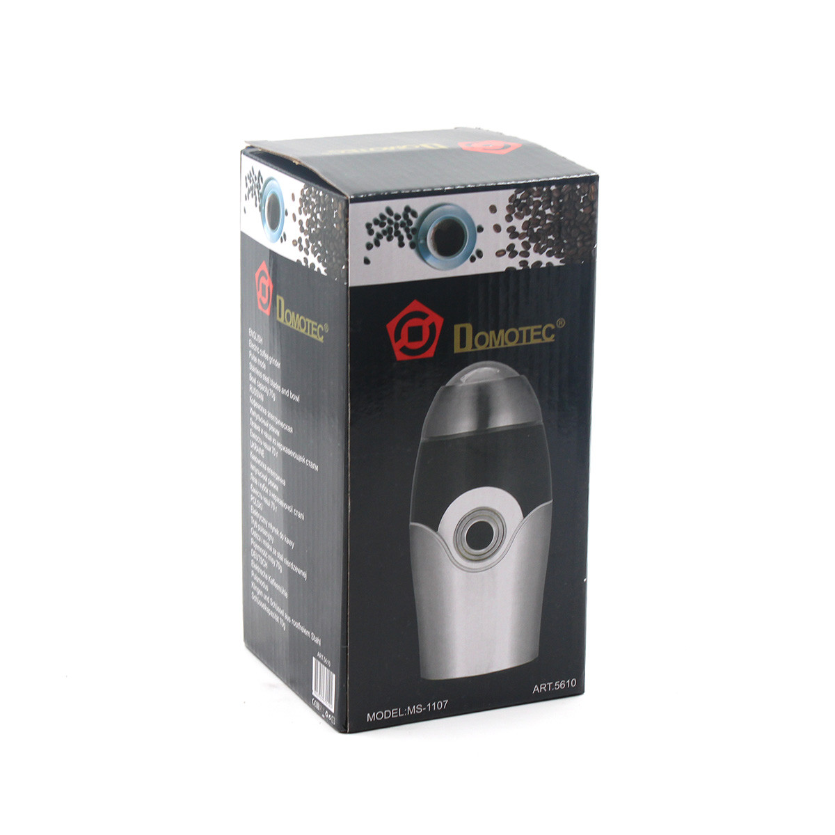 Кофемолка Domotec MS 1107 220V/150W