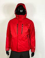 Куртка мужская красная Columbia