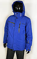 Куртка мужская синяя Columbia