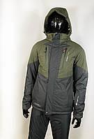 Зимний мужской костюм: куртка + штаны XL