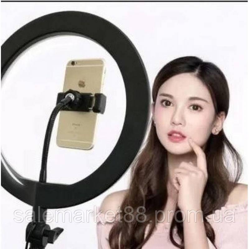 Кольцевая светодиодная лампа LED А-2  для детальной съемки