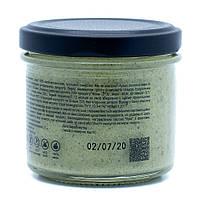 Паста з насіння конопель кремова, 120г, банка СКЛЯНА, натуральна без домішок, фото 2
