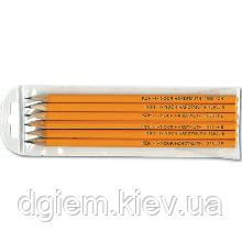 Набор карандашей технических 1570 6шт. Koh-i-Nоor
