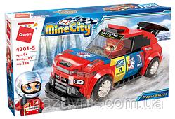 "Конструктор Qman 4201-5 ""Dragon WRC-88"" 188деталей"