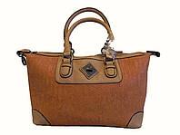 Женская сумка Тrussardi (рыжий)