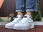 Чоловічі кросівки Puma Cali Bold (білі) 9640, фото 4