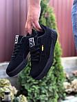 Мужские кроссовки Puma Cali Bold (черные) 9641, фото 4