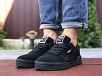Мужские кроссовки Puma Cali Bold (черные) 9641, фото 2