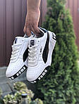 Чоловічі кросівки Puma Cali Bold (біло-чорні) 9642, фото 2