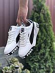 Мужские кроссовки Puma Cali Bold (бело-черные) 9642, фото 2