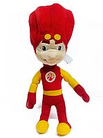 Мягкая игрушка фиксики  Файер Копица 31 см