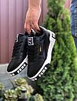 Мужские кроссовки Puma Cali Bold (черно-белые) 9644, фото 4