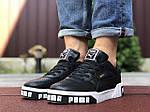 Мужские кроссовки Puma Cali Bold (черно-белые) 9644, фото 2
