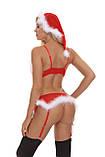 Новогодний костюм снегурочки, фото 2