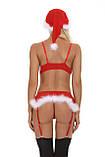Новогодний костюм снегурочки, фото 3