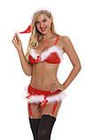 Новогодний костюм снегурочки, фото 4