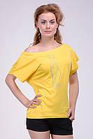 Женская футболка - хулиганка, стразы - кошка, фото 1