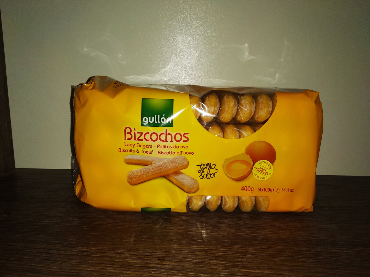 Печиво Савоярді Regina 400 гр.