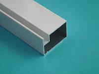Профиль для москитной сетки на двери 25х17 мм
