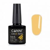 Гель-лак CANNI Colorit 1012 банановый, 7,3 ml