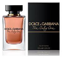 Dolce&Gabbana The Only One Парфюмированная вода EDP 100ml (Дольче Габбана Зе Онли Ван) Женский Парфюм Духи EDT