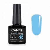 Гель-лак CANNI Colorit 1009 циан, 7,3 ml