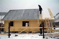Особенности строительства в зимнее время