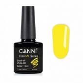 Гель-лак CANNI Colorit 1004 желтый неоновый, 7,3 ml