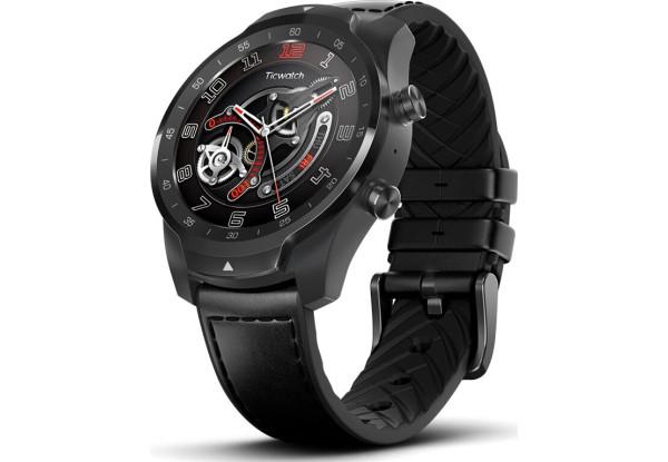 Смарт часы Mobvoi TicWatch Pro black