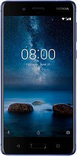 Смартфон Nokia 8 TA-1004 4/64Gb blue