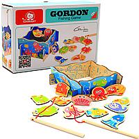 Деревянная развивающая игрушка Top Bright рыбалка на магнитах (7141)
