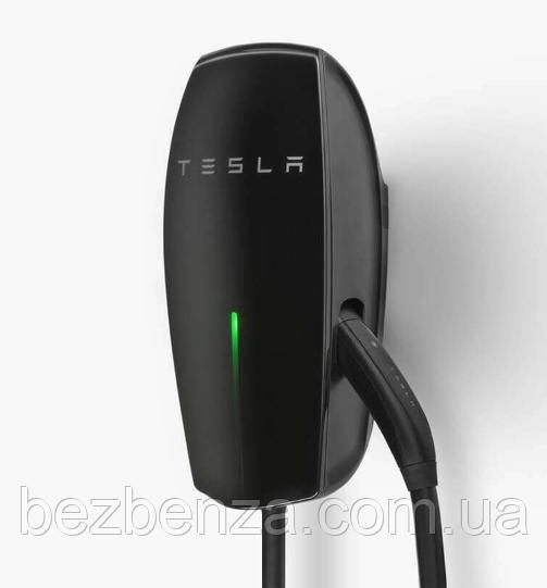 Зарядная станция Tesla  Gloss Black Wall Connector - Gen 2