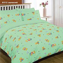 Постельное белье для малышей в кроватку 17139 голубой Viluta
