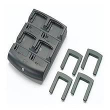 4-слотовый зарядный кредл для батарей ТСД Motorola\Zebra МС3090/3190 б/у