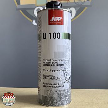 Антигравийное покрытие APP U100 UBS, 1 л