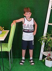 Майка + шорты  EASY  для мальчика  на рост 146