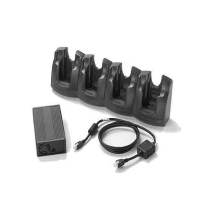 4-слотовий зарядний кредл для терміналів ТСД Motorola\Zebra МС3090/3190 б/у