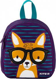 Рюкзак детский Kite Kids Smart Fox 125 г 21x18x8 см 3.25 л (K20-538XXS-1)