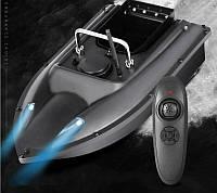 Радиоуправляемая беспроводная лодка кораблик для рыбалки