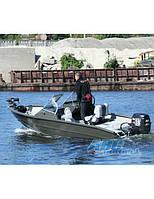 Алюминиевая лодка UMS 460 DC AL TT