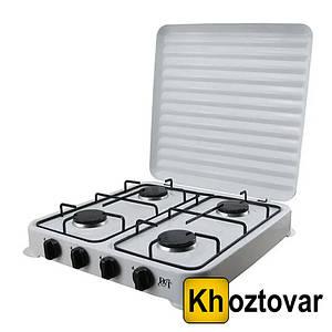 Газовая настольная плита DT-6004 | 4 конфорки