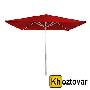 Зонт квадратний вуличний | 3х3 м