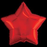 Воздушный шар Звезда Матовый 45 см