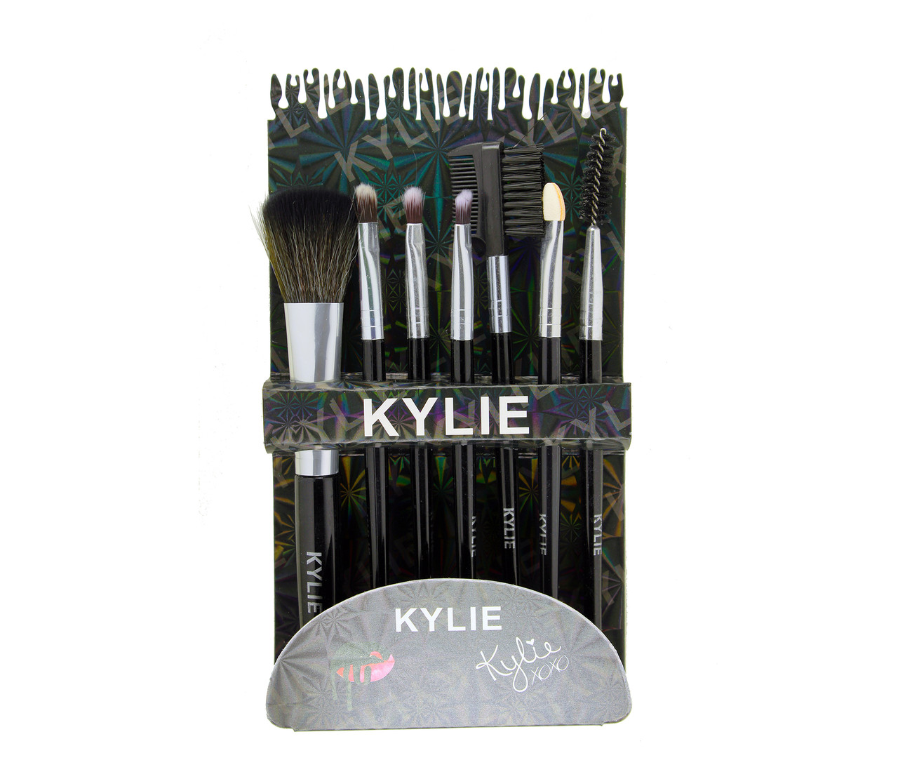 Набор кистей для макияжа KYLIE 7 шт.
